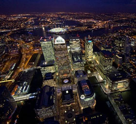 Canary Wharf Infrastructure