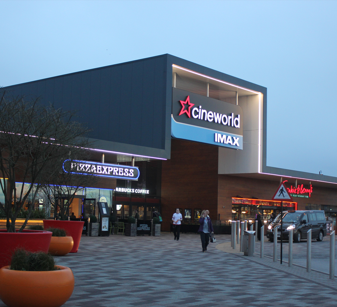 Broughton Retail Park