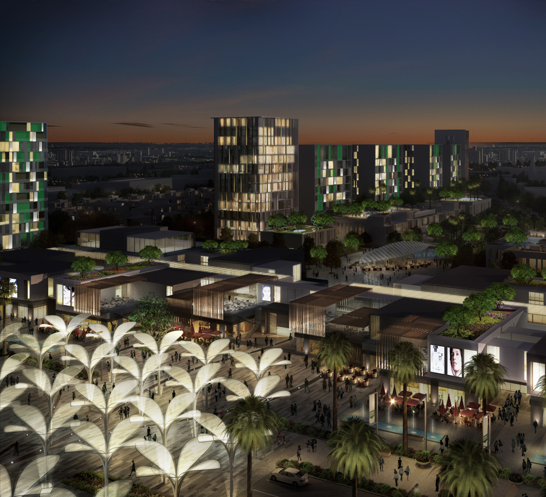 The Pulse – Dubai South